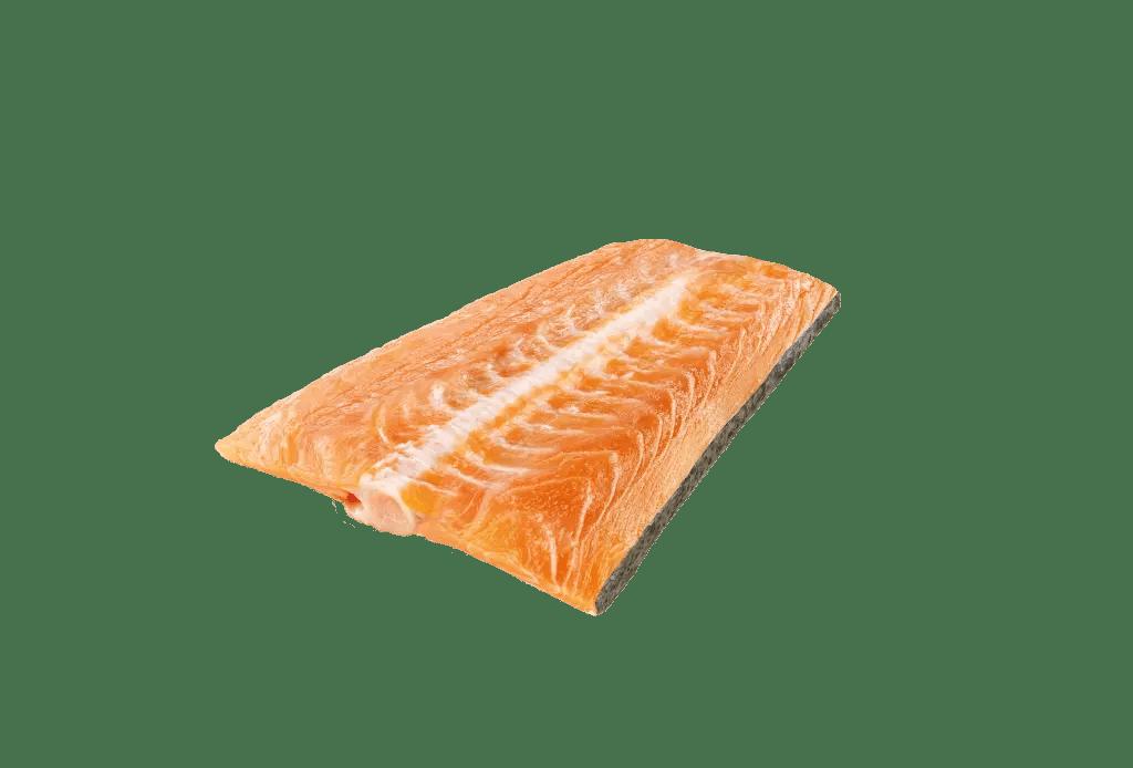 Con salmón